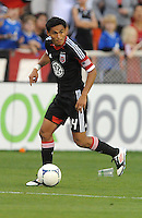 D.C. United Andy Najar (14) D.C. United defeated Toronto FC 3-1 at RFK Stadium, Saturday May 19, 2012.