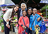 Sadiq Khan Mayor of London joins Dr Rosena Allin-Khan leafletting and speaking with voters outside Tooting Broadway Station for the Tooting by-election.<br /> 16th June 2016 <br /> <br /> Sadiq Khan <br /> Dr Rosena Allin-Khan <br />  <br /> <br /> Photograph by Elliott Franks <br /> Image licensed to Elliott Franks Photography Services