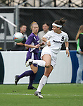 2 December 2005: Penn State's Tiffany Weimer. The University of Portland Pilots defeated the Penn State Nittany Lions 4-3 on penalty kicks after the teams played to a 0-0 overtime tie in their NCAA Division I Women's College Cup semifinal at Aggie Soccer Stadium in College Station, TX.