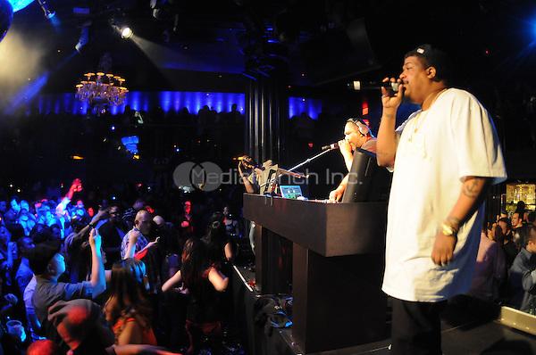 LAS VEGAS, NV - January 27 :  De La Soul performs at Body English at Hard Rock Hotel & Casino in Las Vegas, Nevada on January 27, 2013. © GDP Pics/ Starlitepics / MediaPunch Inc.