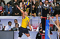 Godoy Filho Gilberto (BRA), DECEMBER 4,2011 - Volleyball : FIVB Men's Volleyball World Cup 2011,4th Round Tokyo(A) during match between Japan 0-3 Brazil at 1st Yoyogi Gymnasium, Tokyo, Japan. (Photo by Jun Tsukida/AFLO SPORT) [0003]