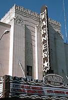 Movie Theatre: San Pedro. Warner Grand Theater, 1931. Photo '89.