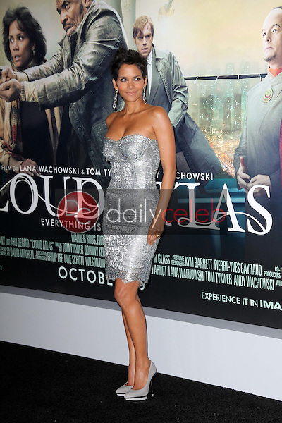 Halle Berry<br /> at the &quot;Cloud Atlas&quot; Los Angeles Premiere, Chinese Theatre, Hollywood, CA 10-24-12<br /> David Edwards/DailyCeleb.com 818-249-4998