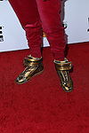 Patrick Toussant attends WE TV's Growing Up Hip Hop Premiere Party Held at Haus