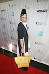 Three Time American Figure Skater US National Champion Johnny Weir Wearing Limedrop, Jil Sander Blazer <br /> Celine Mini Luggage Bag , Attends The 2013 Skating with the Stars honoring B Michael and Andrea Joyce -A benefit gala for Figure Skating in Harlem Held At Trump Rink, Central Park, NY