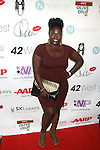 """Orange Is The New Black Actress Danielle Brooks aka Tasha """"Taystee"""" Jefferson Attends Wendy Williams 50th Birthday Party Held at the Out Hotel, NY"""