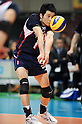Ryu Morishige (Trefuerza), MARCH 5, 2011 - Volleyball : 2010/11 Men's V.Premier League match between Toyoda Gosei Trefuerza 1-3 Panasonic Panthers at Tokyo Metropolitan Gymnasium in Tokyo, Japan. (Photo by AZUL/AFLO).