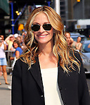 """Celebrities visit """"Late Show with David Letterman"""" June 28, 2011"""