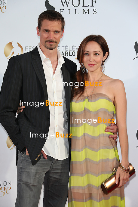 CPE/Autumn Reeser attends Dick Wolf Party Red Carpet party, at Monte-Carlo Bay Resort Hotel on June 11, 2013 in Monte-Carlo, Monaco.