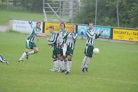 VOETBAL: JOURE: Sportpark de Hege Simmerdyk, 11-05-2014, SC Joure - VV Hoogeveen uitslag 3-3, ©foto Martin de Jong
