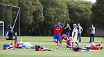 250711 Rangers training