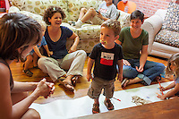 Copyright Justin Cook | July 12, 2013<br /> <br /> ACLU Second Parent Adoption families