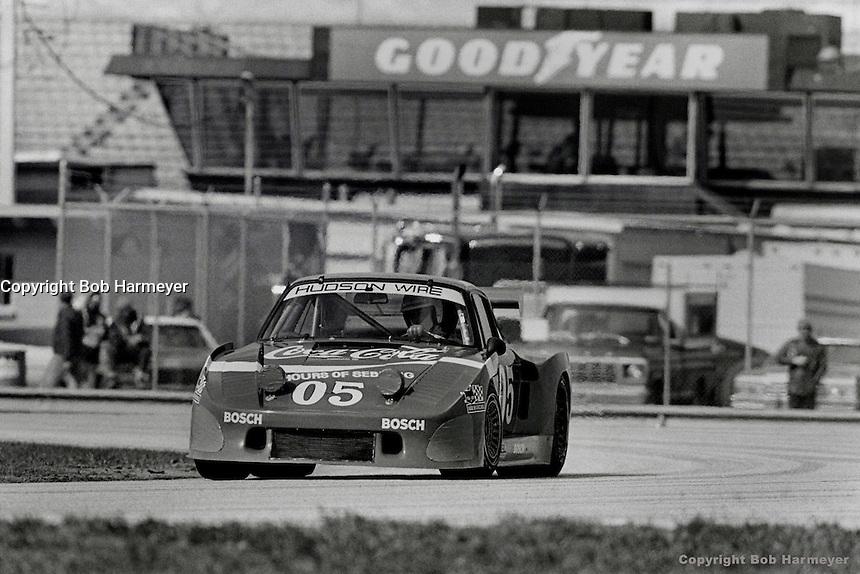 Bobby Rahal drives a Porsche 935 Kremer K3 in the 1980 24 Hours of Daytona at Daytona International Speedway, Daytona Beach, Florida, USA.