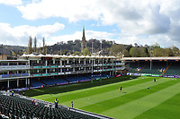 A general view of the Recreation Ground prior to the match. European Rugby Challenge Cup Quarter Final, between Bath Rugby and CA Brive on April 1, 2017 at the Recreation Ground in Bath, England. Photo by: Patrick Khachfe / Onside Images