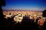 Barcelona from La Sagrada Familia.