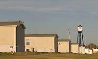 New housing for oil field workers in the small town of Ray, North Dakota.