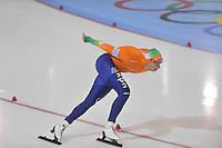 SCHAATSEN: SALT LAKE CITY: Utah Olympic Oval, 17-11-2013, Essent ISU World Cup, 50000m, Jan Blokhuijsen (NED), ©foto Martin de Jong