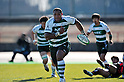 Nemani Nadolo (Green Rockets),.DECEMBER 18, 2011 - Rugby : Japan Rugby Top League 2011-2012, 7th Sec match between NEC Green Rockets 50-21 Honda HEAT at Ks Stadium, Ibaraki, Japan. (Photo by Jun Tsukida/AFLO SPORT) [0003].