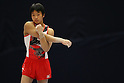 Shogo Nonomura (JPN), NOVEMBER 27, 2011 - Artistic Gymnastics : FIG ART World Cup 2011 Tokyo Men's Individual All-Around Floor exercise at Ryogoku Kokugikan, Tokyo, Japan. (Photo by YUTAKA/AFLO SPORT) [1040]