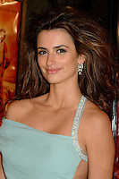 "Penelope Cruz arriving at the ""Sahara"" Premiere in Hollywood , CA 4/04/2005."