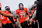 Kalamazoo College Football vs Trine - 11.6.10