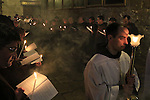 The First Saturday of Lent at the Church of the Holy Sepulchre