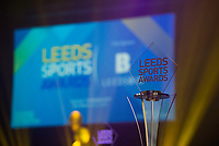 Picture by Allan McKenzie/SWpix.com - 07/03/2017 - Commercial - Leeds Sports Awards 2017 - First Direct Arena, Leeds, England - Leeds Sports Awards, branding.