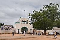Emir's place Argungu, olders place in northern Kebbi State- Nigeria