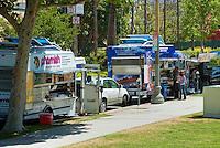 Phamish, Gourmet Food Trucks, Mid Wilshire District,  Los Angeles CA