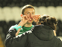 St Mirren v Hibernian Under 20's 220114