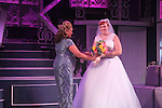 """Guiding Light's Kim Zimmer stars in """"It Shoulda Been You"""" - a new musical comedy - at tje Gretna Theatre on July 30, 2016 along wth Jane Brockman (All My Children) - both she and Kim were in separate companies of the national tour of Wicked. (Photo by Sue Coflin/Max Photos)"""