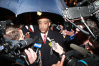Rev. Al Sharpton calls Uptown Summit for African-American Politicians in regards to Gov. Patterson
