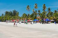 Restaurants in Langkawi most popular Cenang beach