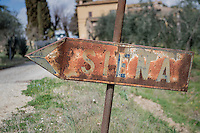 &quot;That way to Siena&quot;<br /> <br /> 11th Strade Bianche 2017 recon