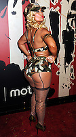 NEW YORK CITY, NY, USA - OCTOBER 31: Coco Austin arrives at Heidi Klum's 15th Annual Halloween Party held at TAO Downtown on October 31, 2014 in New York City, New York, United States. (Photo by Celebrity Monitor)