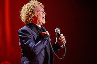 Simply Red<br />  - Big Love Tour 2015 in der TUI-Arena Hannover am 04.November 2015. Foto: R&uuml;diger Knuth