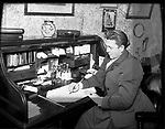Frederick Stone negative. Dr. Caroline R.Conkey, 9 Hillside Ave., member of Connecticut Medical Society.