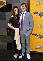 John Wittington &amp; Guest at the world premiere of &quot;The Lego Batman Movie&quot; at the Regency Village Theatre, Westwood, Los Angeles, USA 4th February  2017<br /> Picture: Paul Smith/Featureflash/SilverHub 0208 004 5359 sales@silverhubmedia.com