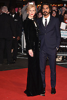 Nicole Kidman and Dev Patel attend the 'Lion' American Express Gala screening during the 60th BFI London Film Festival at Odeon Leicester Square on October 12, 2016 in London, England.<br /> CAP/PL<br /> &copy;PL/Capital Pictures /MediaPunch ***NORTH AND SOUTH AMERICA ONLY***