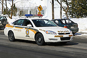 Chevrolet Impala police package, New SQ provincial police car