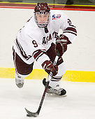 Austin Smith (Colgate - 9) - The host Colgate University Raiders defeated the Army Black Knights 3-1 in the first Cape Cod Classic at the Hyannis Youth and Community Center in Hyannis, MA.