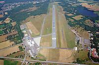 Flugplatz Luebeck Blankensee: EUROPA, DEUTSCHLAND, SCHLESWIG- HOLSTEIN, LUEBECK, (GERMANY), 10.07.2014: Flugplatz Luebeck Blankensee