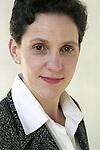 German author Felicitas Hoppe in 2001.