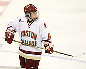 Kristin Regan (BC - 6) - The Boston College Eagles defeated the visiting Brown University Bears 5-2 on Sunday, October 24, 2010, at Conte Forum in Chestnut Hill, Massachusetts.
