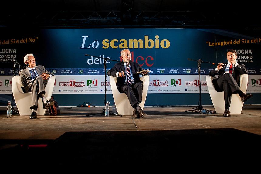 Renzi vs Smuraglia