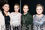 Pictured at the St. Vincent de Paul Society at I.T. Tralee Fashion Show in Ballyroe Heights Hote On Thursday night: From left were: Jocelyne Kusuma, Jolene Buckley,  Valeryie Haliankova, Evelina Olechowska.