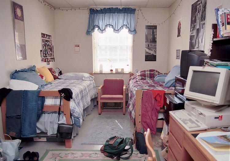 13456Campus Housing shots of inside dorm rooms