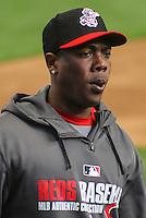 2014 September 13 Cincinnati Reds @ Milwaukee Brewers