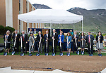 1605-13 0287<br /> <br /> 1605-13 Engineering Building Groundbreaking<br /> <br /> BYU Fulton College of Engineering and Technology<br /> <br /> April 9, 2016<br /> <br /> Photo by Jaren Wilkey/BYU<br /> <br /> &copy; BYU PHOTO 2016<br /> All Rights Reserved<br /> photo@byu.edu  (801)422-7322