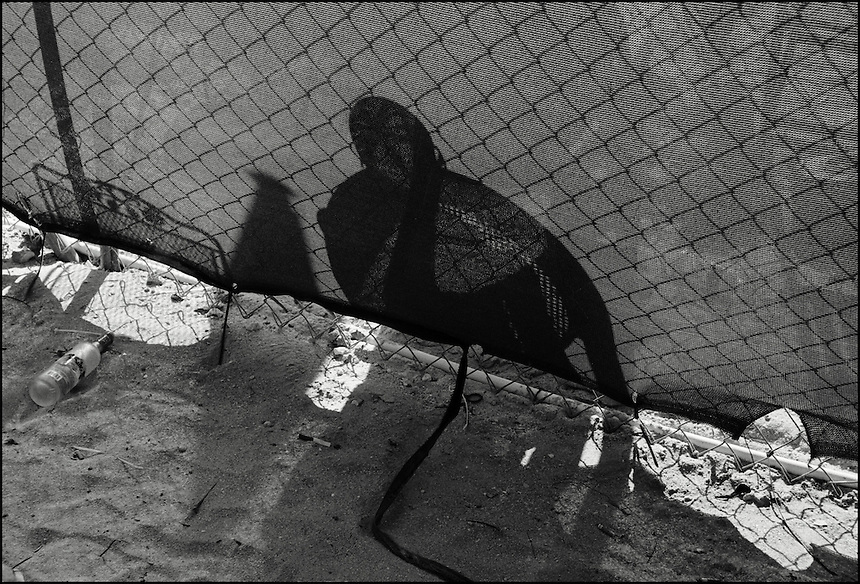 "From ""Miami in Black and White"" series. Miami Beach, 2009"